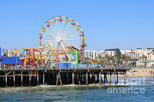 Diann Fisher - Santa Monica Pier Pacific Park