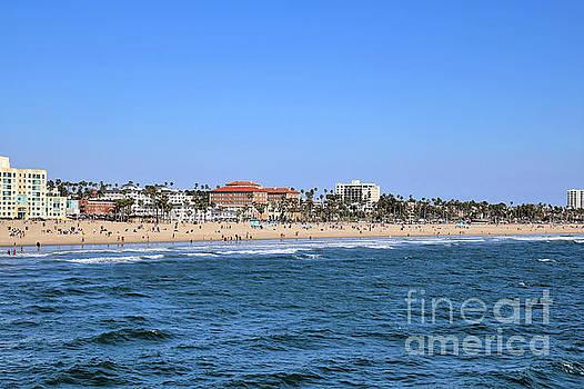 Diann Fisher - Santa Monica Pier To Venice Beach