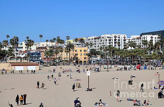 Diann Fisher - Santa Monica State Beach Park and Boardwalk