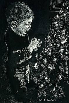 Santa's Helper by Robert Goudreau
