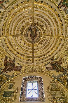 Santo Domingo de Guzman Interior by Jurgen Lorenzen