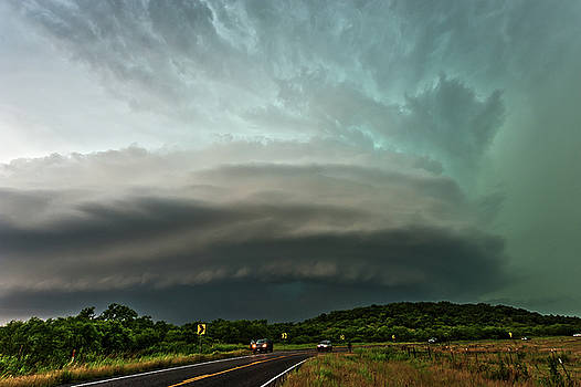 Santo, Texas 2 by Colt Forney