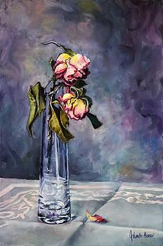Saskia's Roses by Jolante Hesse