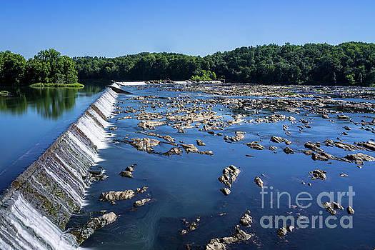 Savannah River Rapids - Augusta GA 2 by Sanjeev Singhal