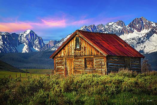 Chris Steele - Sawtooth Cabin
