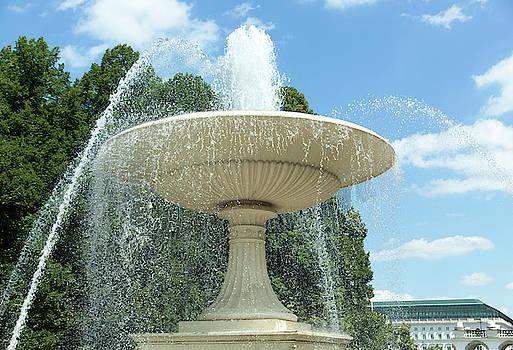 Ramunas Bruzas - Saxon Garden Fountain