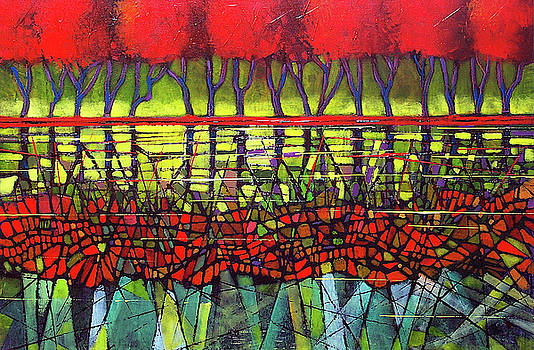 Scarlet Daydream by Ford Smith