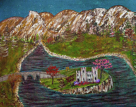 Scotland by Randy Sylvia