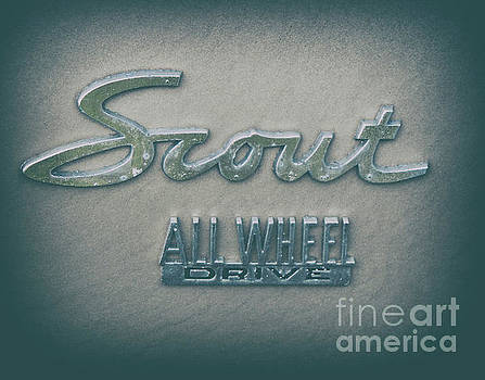 Dale Powell - Scout All Wheel Drive - Vintage