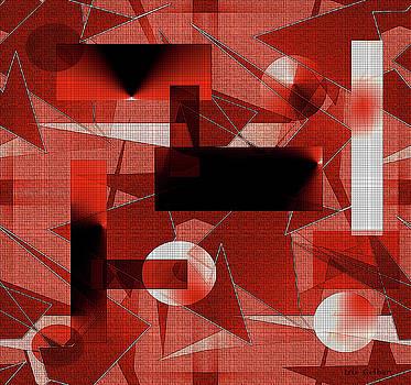 Scraps 11 by Iris Gelbart
