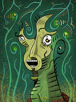 Scream by Sotuland Art
