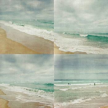Sea and Waves Mosaic by Dirk Wuestenhagen