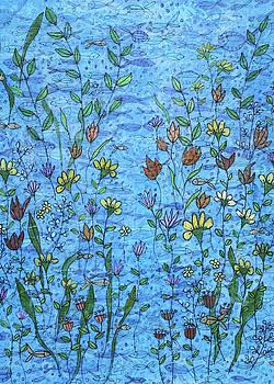 Sea Daisies by Janyce Boynton