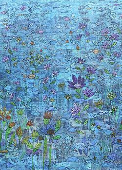 Sea Garden by Janyce Boynton