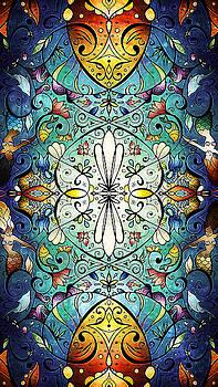 Sea Melody by Mandie Manzano