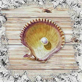 Irina Sztukowski - Sea Shell Beach House Rustic Chic Decor III