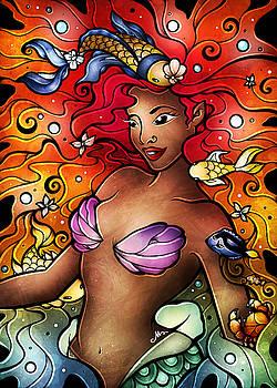 Sea...It Doesn't Matter by Mandie Manzano