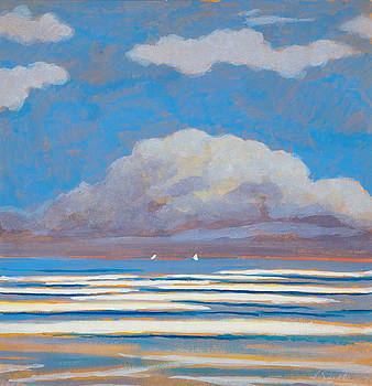 Seascape by Leon Spilliaert