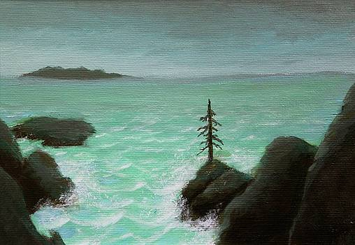 Seascape by Zjohn Loest