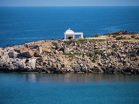 Seaside Church by Rae Tucker
