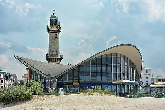 Seaside Resort Warnemuende by Joachim G Pinkawa