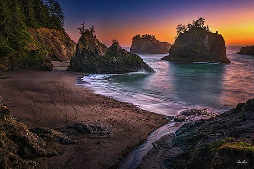 Secret Beach by Chris Steele