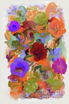 Secret Garden by Diana Coatu