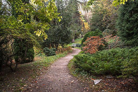 Jenny Rainbow - Secret Garden in Fall Time 1