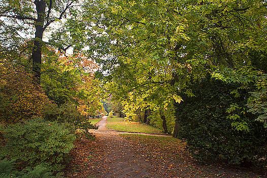 Jenny Rainbow - Secret Garden in Fall Time 2