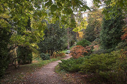 Jenny Rainbow - Secret Garden in Fall Time