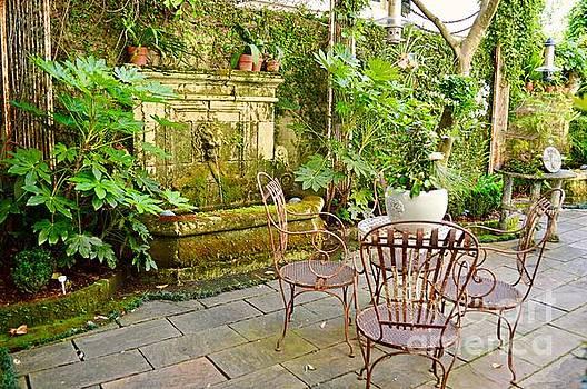 Secret Garden by Linda Covino