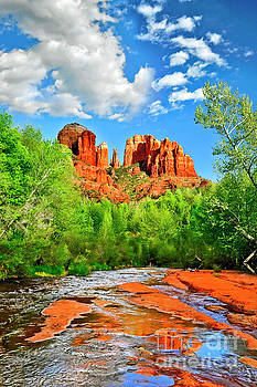 Sedona Red Rock by Desert Images