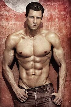 Male Vision - Seducing look