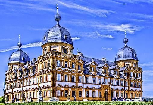 Seehof Castle near Bamberg/Germany by Karl-Heinz Luepke