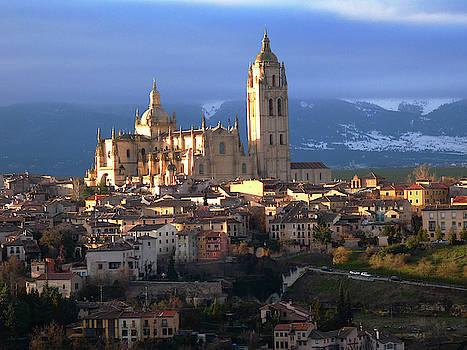 Segovia Cathedral by Alan Socolik