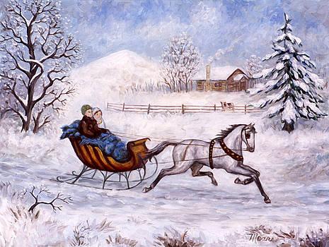 Linda Mears - Seidler Sleigh Ride