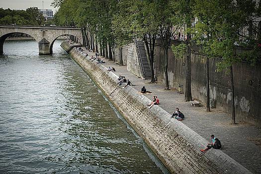 Seine by Jim Mathis