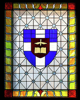 Seminary Window  by Harriet Feagin
