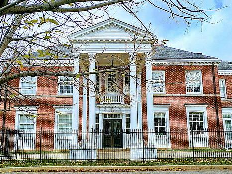 Senator O'Connor House by Boyd Carter