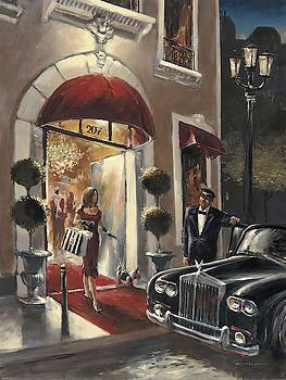 Sense of Style Wall Art by Brent Heighton