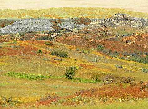 September in the Realm of West Dakota by Cris Fulton