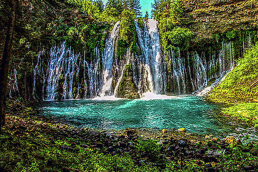 Serenity Falls by Michael J Connor