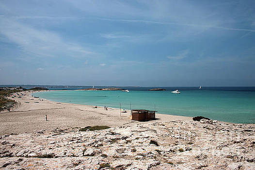 Ses Illetes, Formentera by John Edwards