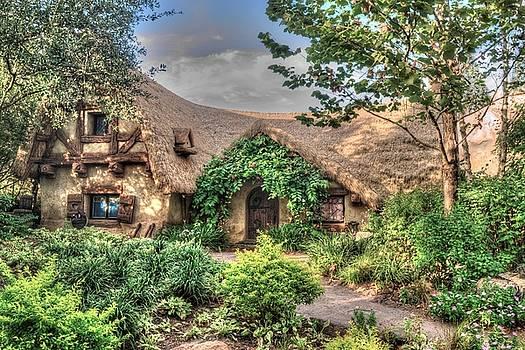 Seven Dwarfs Cottage by Randy Dyer