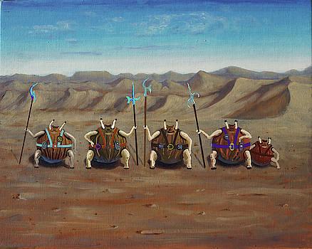 Sferogyls by Dumitru Sandru