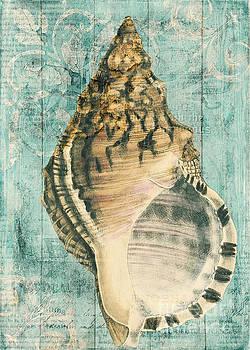 Shabby Shell by Kelley Freel-Ebner