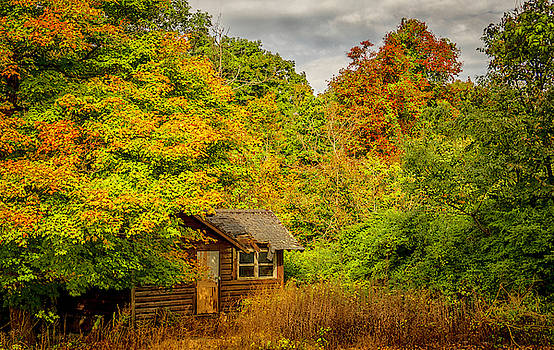 Shack at Stateline by Jorge Perez - BlueBeardImagery