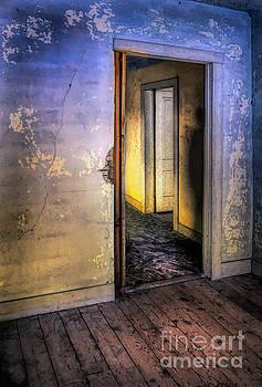Shadow in the Hallway by Jill Battaglia