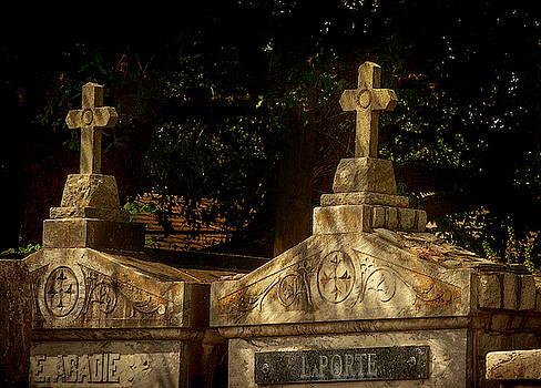 Jean Noren - Shadowy Cemetery