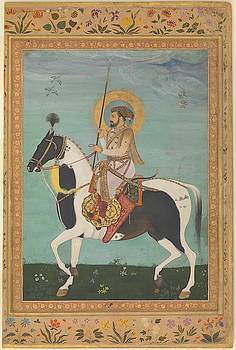Shah Jahan on Horseback   by MotionAge Designs